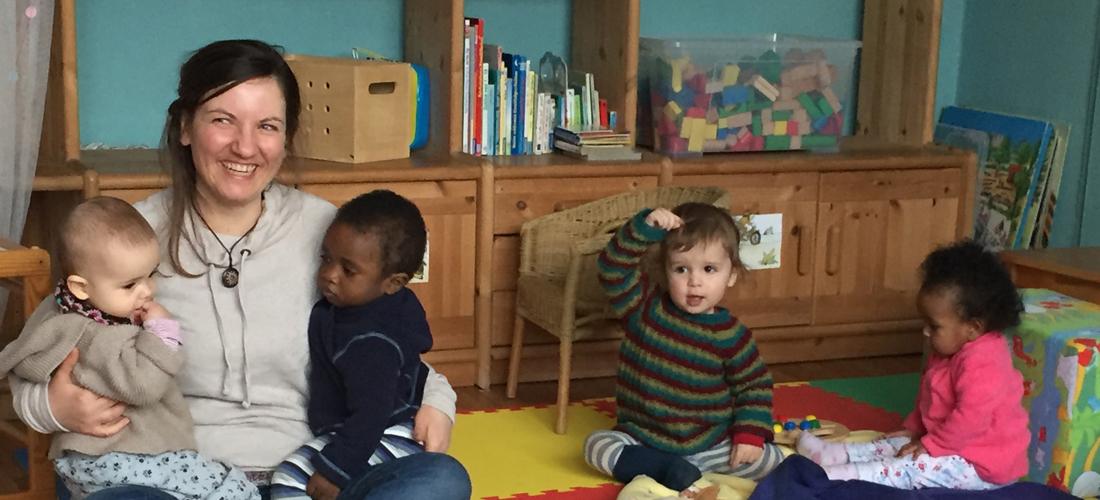 Unser Kleinkindnest: Das FLUXI